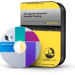 خرید آموزش گسترش اپلیکیشن های ای او اس - iOS App Development Essential Training