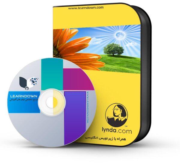 آموزش فتوشاپ قدم به قدم : مبانی – Photoshop CC 2014 One-on-One: Fundamentals