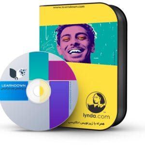 آموزش فتوشاپ قدم به قدم : استادی - Photoshop CC 2014 One-on-One: Mastery