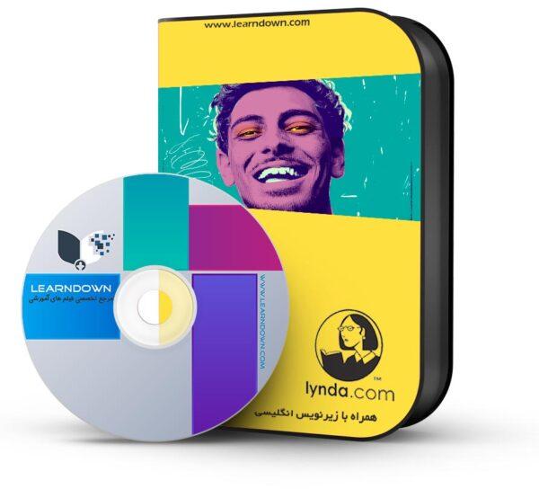 آموزش فتوشاپ قدم به قدم : استادی –  Photoshop CC 2014 One-on-One: Mastery