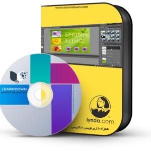 آموزش فتوشاپ المنت 10- Photoshop Elements 10 Essential Training