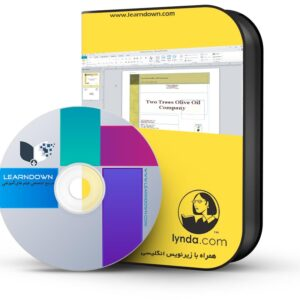 آموزش پابلیشر 2010 - Publisher 2010 Essential Training