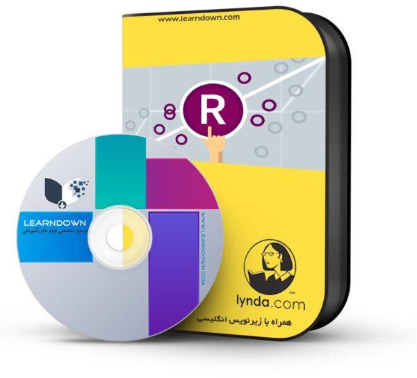 آموزش زبان آمار محاسباتی آر – R Statistics Essential Training
