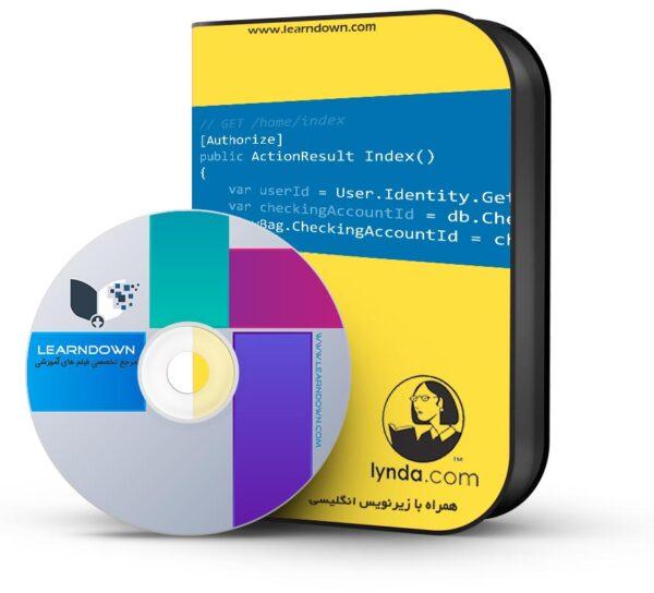 آموزش ای اس پی دات نت ام وی سی ۵   ASP.NET MVC 5 Essential Training