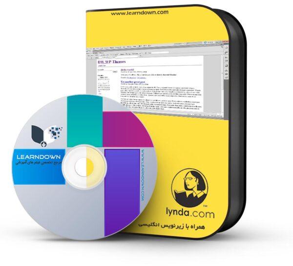 آموزش ساخت پوسته به وسیله دریم ویور و وردپرس |Building Themes with Dreamweaver and WordPress