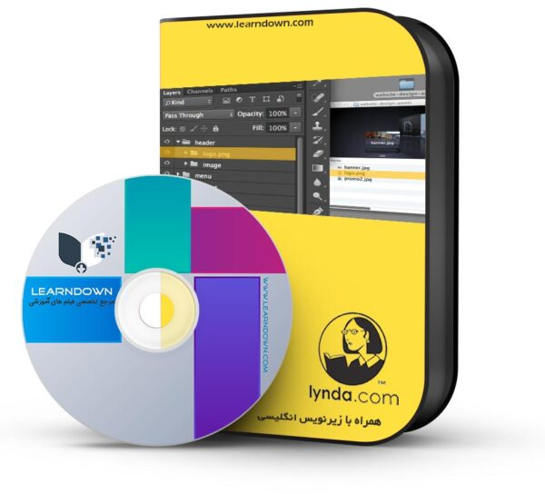 آموزش طراحی وب : ادوبی جنراتور برای گرافیست ها    Design the Web: Adobe Generator for Graphics