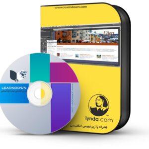 آموزش طراحی وب : تولید CSS در فتوشاپ | Design the Web: Getting CSS from Photoshop