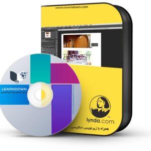 آموزش طراحی وب : ابزار اسلایس | Design the Web: Slice Tool