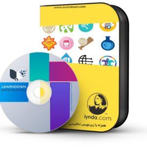 آموزش طراحی وکتور گرافیکی: آیکون گرافی   Drawing Vector Graphics Iconography