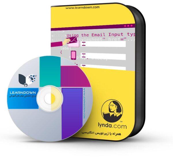 آموزش اچ تی ام ال ۵ : ساخت فرم –  HTML5: Web Forms