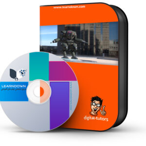 آموزش مقدمه ی بر تری دی استدیو مکس | Introduction to 3ds Max 2015