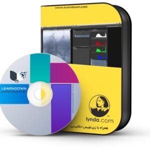 اصلاح رنگ در فتوشاپ: تنظیمات مد هوشمند | Photoshop Color Correction: Creative Mood Adjustments