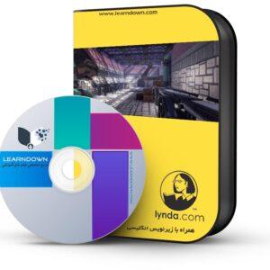 آموزش یونیتی 5 : سه بعدی | Unity 5: 3D Essential Training