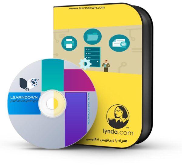 آموزش ویندوز سرور ۲۰۱۲ : تنظیمات پایه میکروسافت سرویس |  Windows Server 2012: Configure Basic Microsoft Services