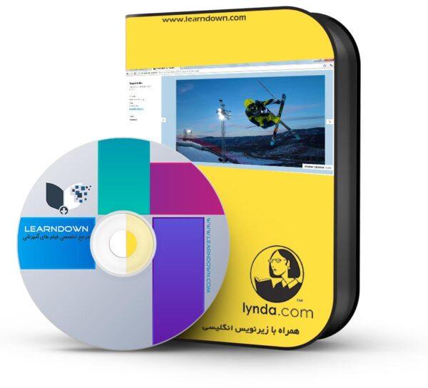 آموزش پوسته وردپرس : نمونه کار  | WordPress Themes: Creative Portfolios