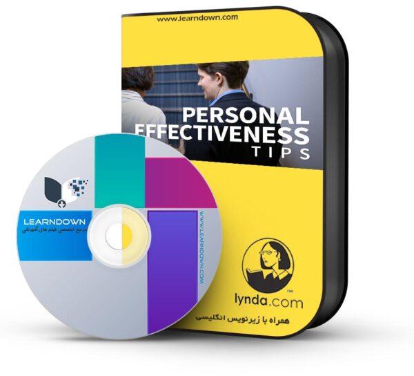 آموزش نکات اثربخشی شخصی | Personal Effectiveness Tips