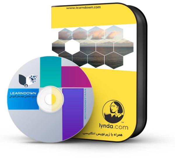 آموزش فتوشاپ ۲۰۱۷ : طراحی| Photoshop CC 2017 Essential Training: Design