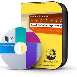 آموزش ویژوال استدیو : 03 بررسی پروژه ها و راهکارها |Visual Studio Essential Training 03 Exploring Projects and Solutions