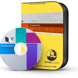 آموزش ویژوال استدیو : 06 عیب یابی کد | Visual Studio Essential Training 06 Debug and Troubleshoot Code